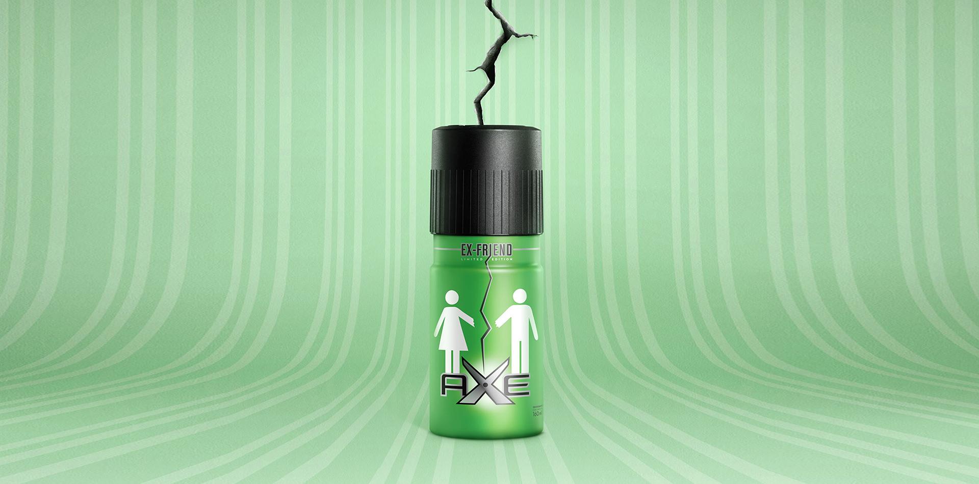 AXE ex Friend